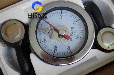 现货供应30吨机械式测力计,油田用300KN拉力表